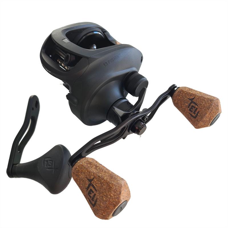 crankys moulinet casting de 13fishing concept a3 pêche fishing big bait
