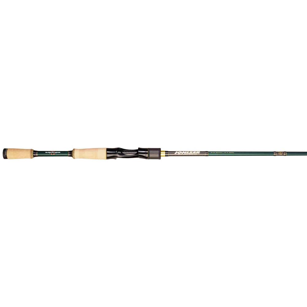 crankys canne casting ionizer bass series sakura pêche fishing black-bass