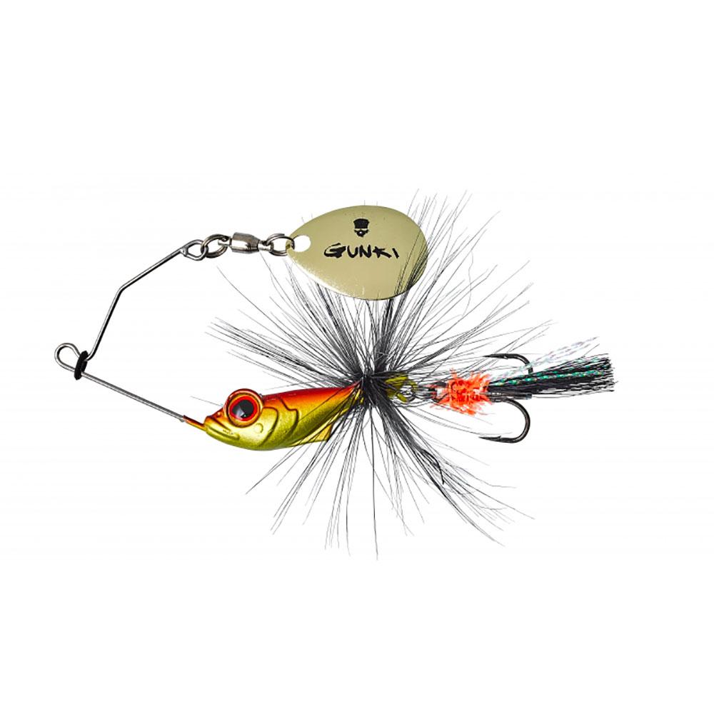 crankys spinnerbait alvin fly gunki pêche fishing