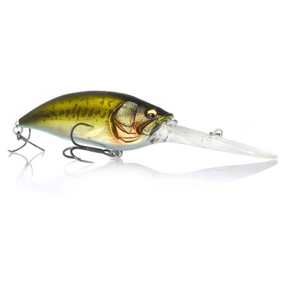 crankys crank big m de megabass pêche fishing