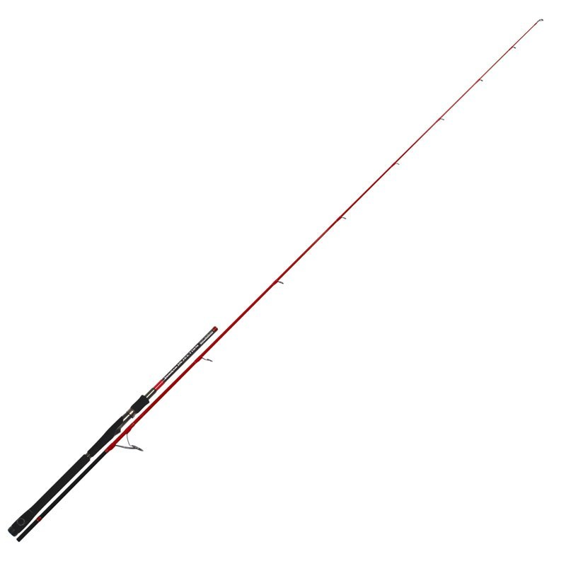 crankys canne spinning tenryu injection pêche fishing long cast finess