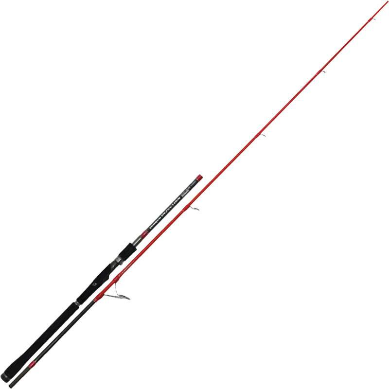crankys canne spinning tenryu injection pêche fishing long cast