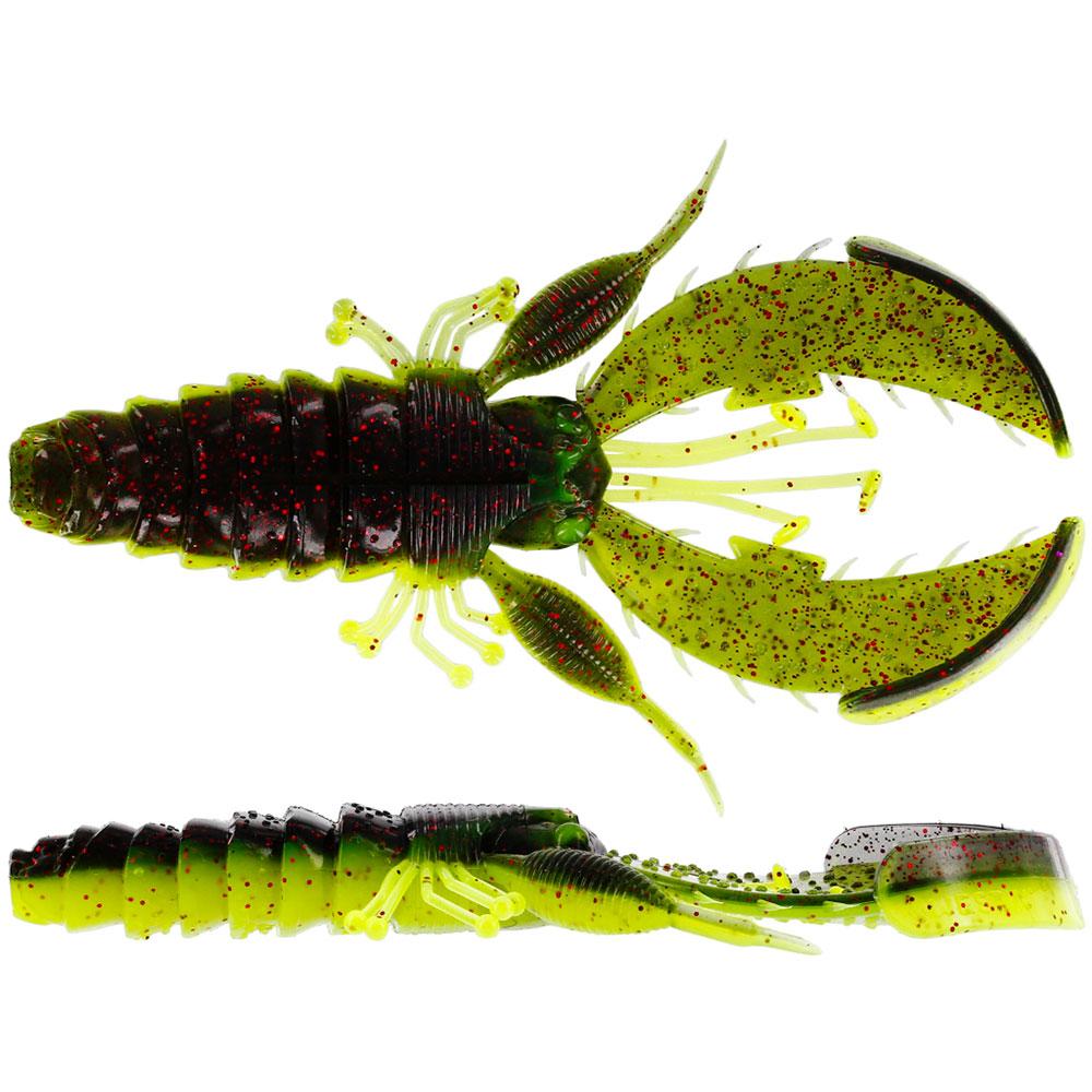 crankys crecraw creaturebait westin pêche fishing black bass