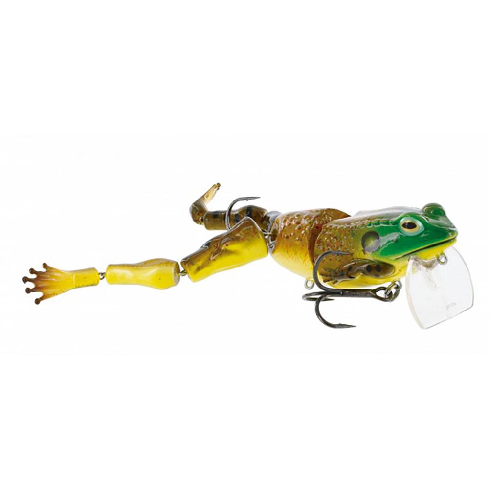 crankys freddy the frog westin pêche black bass brochet fishing