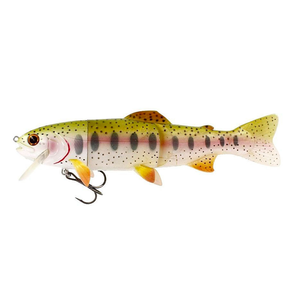crankys swimbait tommy the trout hybird westin pêche fishing