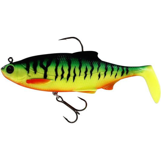 crankys ricky the roach shadtail westin leurre souple armé pêche fishing