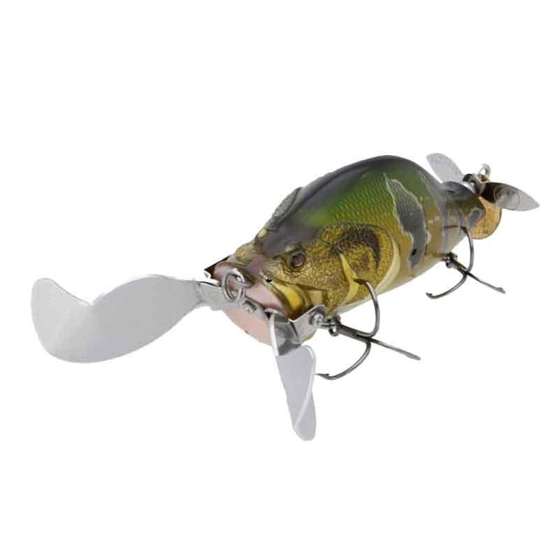 crankys zacrawl YAJIROBEE HEART BLASTER adusta poisson nageur crankbait pêche fishing