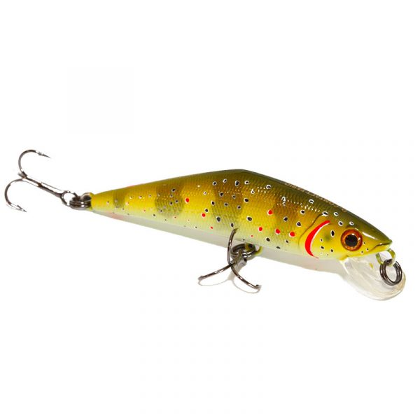 crankys d-contact smith poisson nageur pêche truite fishing trout