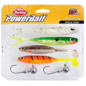 Kit leurres souples Pro Pack Vertical - Berkley