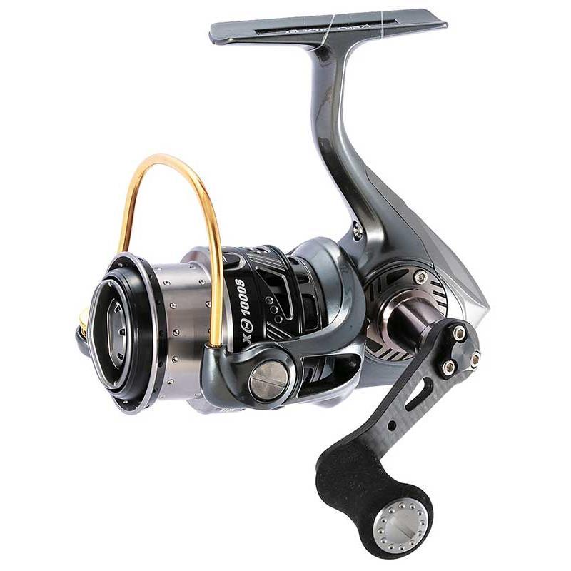 crankys moulinet spinning revo alx abu garcia 2000 pêche fishing