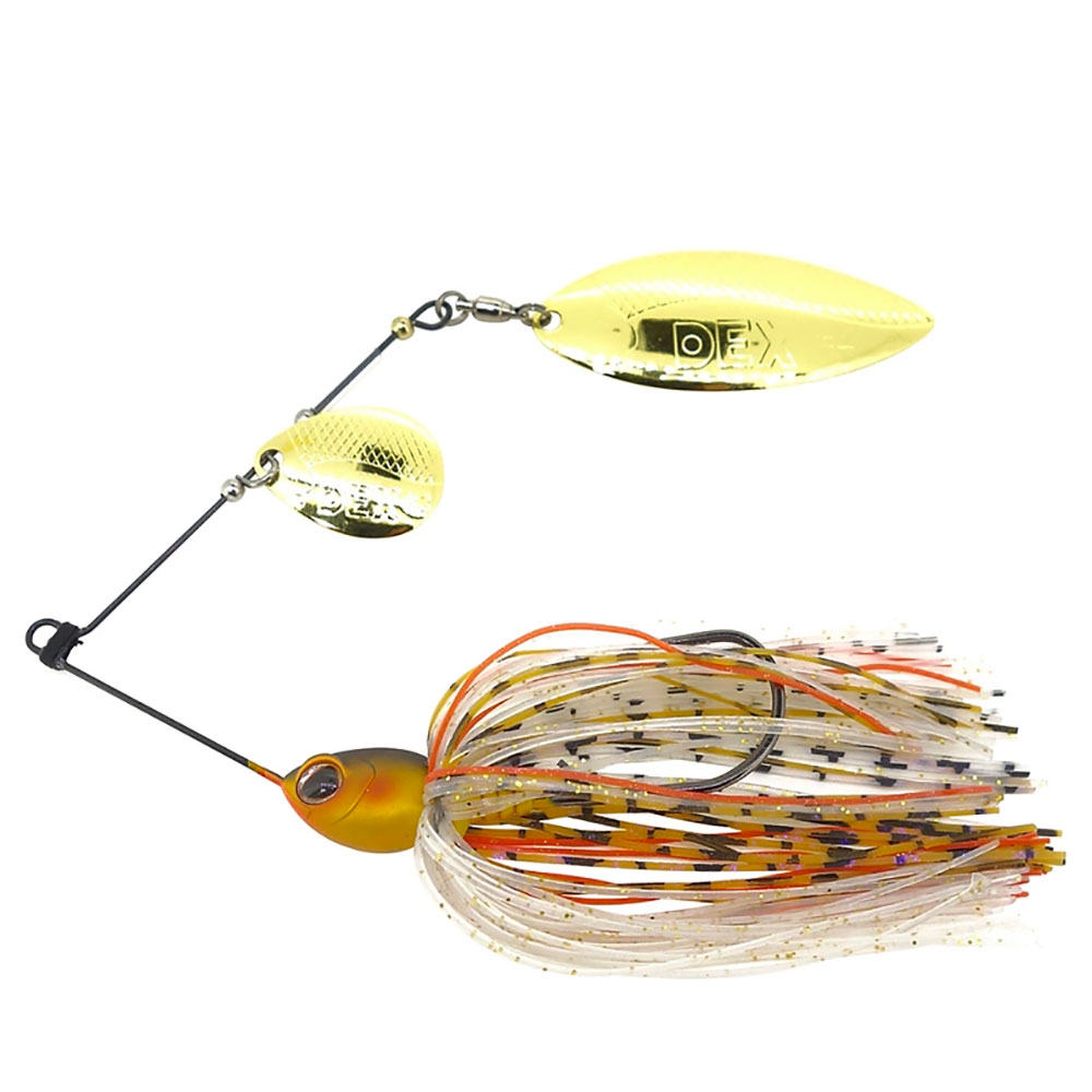 crankys leurre spinnerbait dex berkley pêche fishing