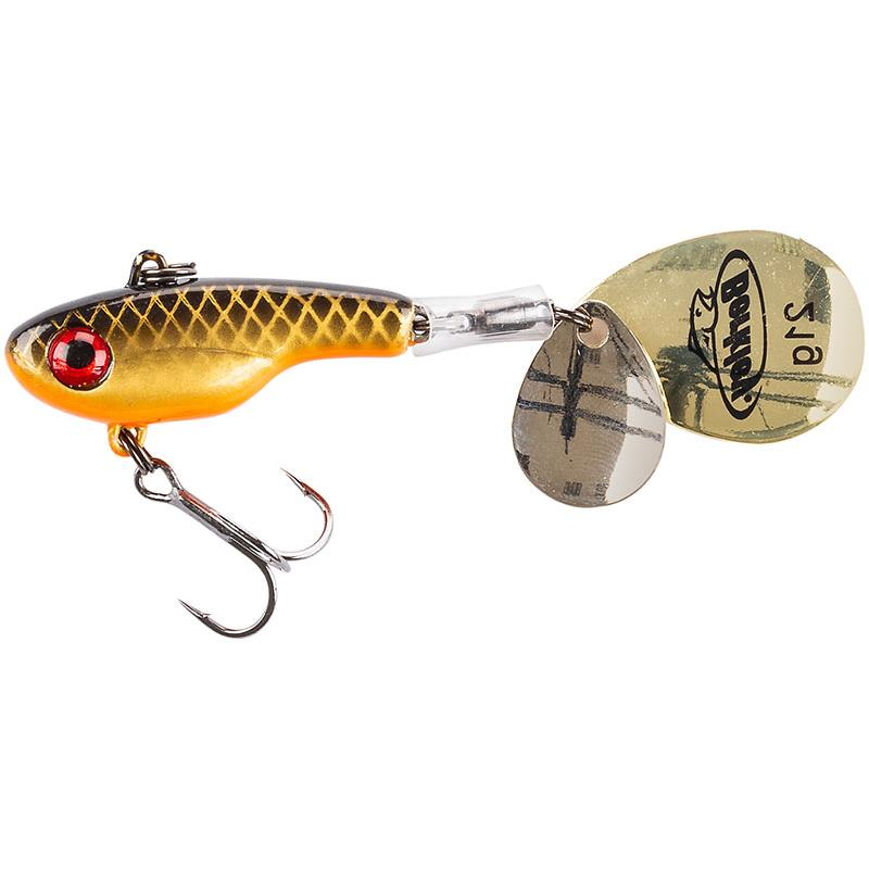 crankys pulse spintail berkley pêche fishing