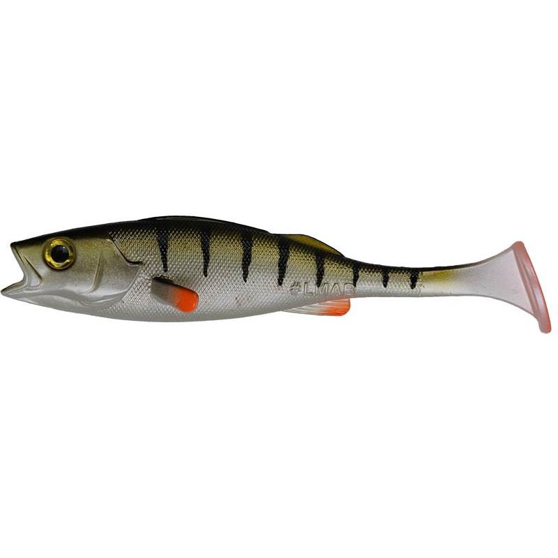 crankys barsch kofi lmab shad leurre souple pêche fishing