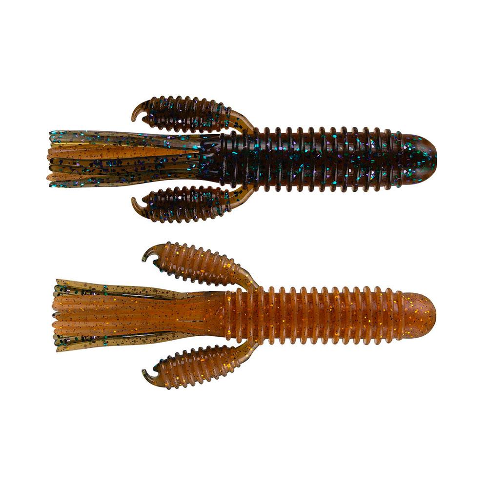crankys craw tube reins pêche fishing