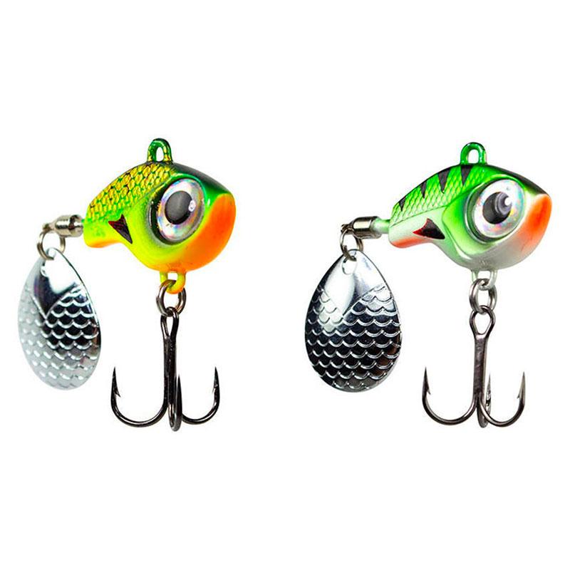 crankys big eye tail spin lunkerhunt pêche fishing