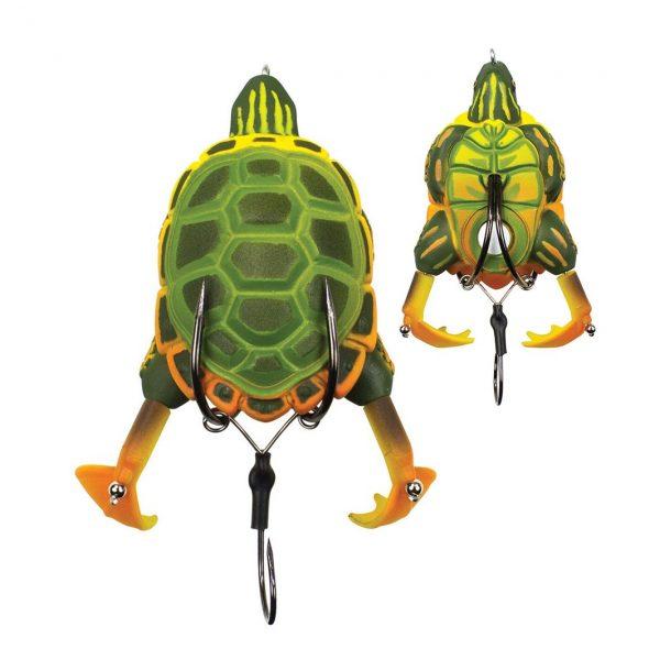 crankys leurre surface topwater prop turtle lunkerhunt pêche fishing