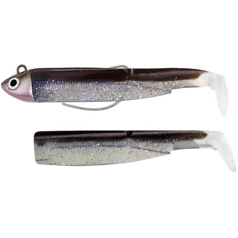 crankys combo black minnow fiiish pêche fishing
