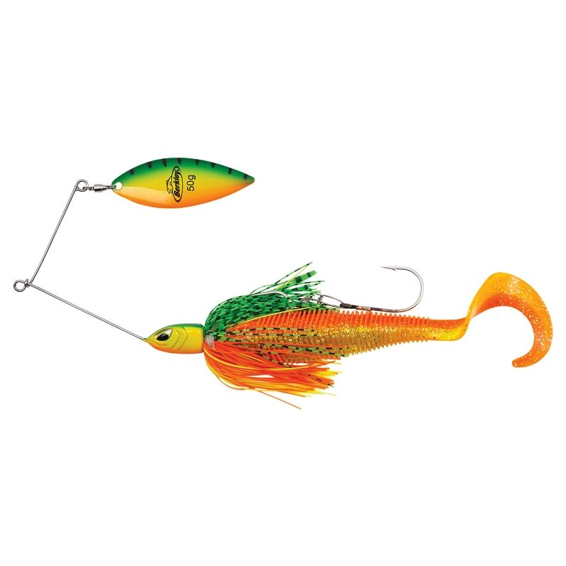 crankys zilla spinnerbait berkley pêche fishing